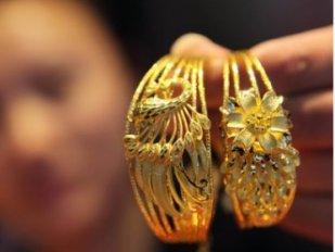 上海回收黄金