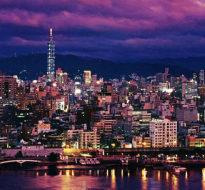 台湾西线特价五天游