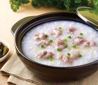 排骨砂锅粥