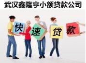 武汉贷款 武汉人自己的贷款平台