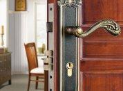 欧式全铜门锁