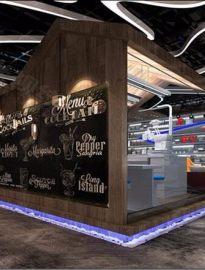 扬州店面装修——眼镜店效果图设计——宏钜展示设计