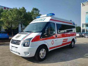 上海救护车出租公司