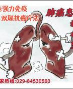 【肺癌的治疗方法】肺癌晚期怎么治疗?