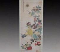 上海福寿图
