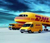 DHL进口服务