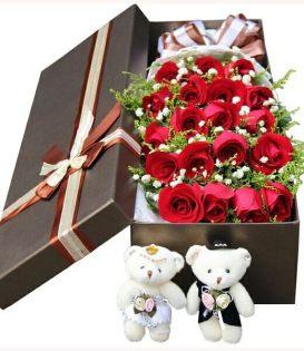 绍兴鲜花销售礼仪服务