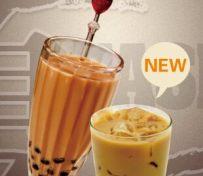 原味奶茶-冷饮店加盟