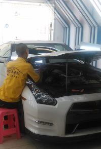 车本色凹陷修复