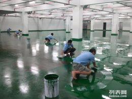 上海环氧地坪 厂房环氧地坪翻新 地坪工程承接施工