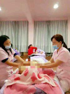 南职院母婴护理培训