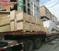南浔到新疆专业电梯运输物流公