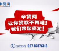 武汉小额贷款 房屋抵押贷款