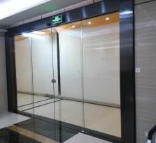 广州玻璃门维修安装