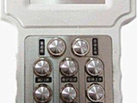 12个不锈钢按键工业无线遥控器