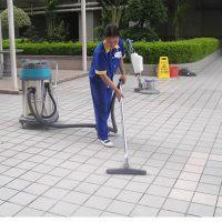 广场托管保洁案例