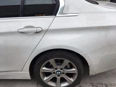 宁波全铝车身修复