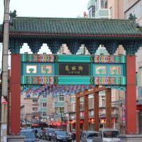 饱经沧桑丹东旅游文化名街,凝聚中朝友谊的丹东高丽街