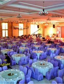 蓝国际婚礼会议中心:金色大厅