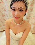 6月6日昆明新娘跟妆