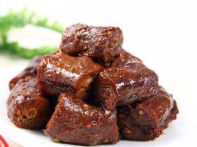 周黑鸭菜品