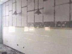 水泥复合隔墙板