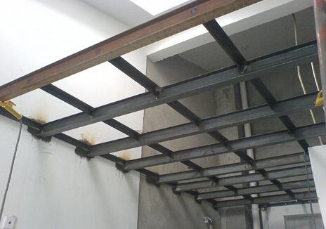 秦皇岛室内钢结构加层找秦皇岛加固公司