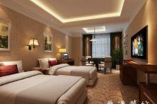 重庆酒店装修、酒店室内设计、酒店装修装饰