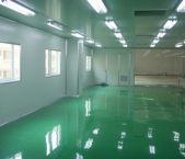 上海闵行环氧地坪装修