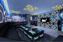 重庆大型KTV装修设计、重庆商务KTV装潢设计