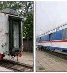 中铁快运站到站运输