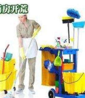 昆明专业室内外开荒保洁服务