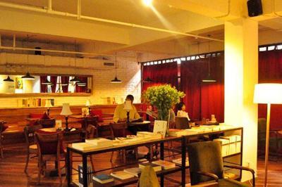 雕刻时光咖啡馆(魏公村店)图片3