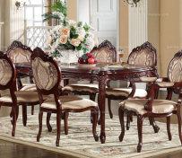 定做实木餐桌椅