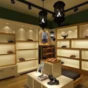 鞋柜展柜设计
