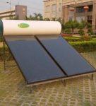 别墅分体式太阳能热水器