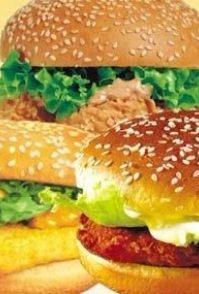 各种特色汉堡