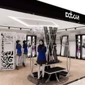 女装店展柜设计