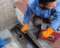 苏州厨房下水道堵了怎么疏通