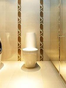 玉泉山卫生间保洁案例