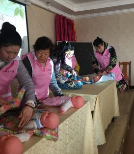 汉福家政提供专业育婴师