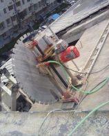 北京宣武区墙体切割