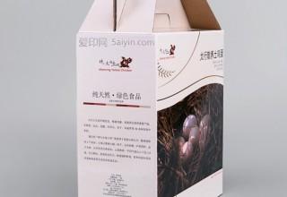 裱坑包装盒印刷