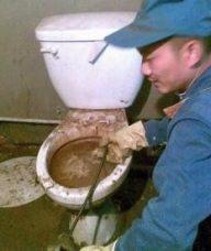 南京专业马桶疏通