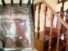 临沂楼梯维修  临沂楼梯破洞修复 临沂楼梯开裂修复