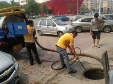广州黄埔东区通厕所 东区通下水管道 开挖管道 更换管道
