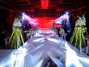 婚礼策划舞台搭建