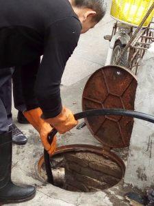 苏州园区污水管道清洗