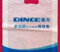 电器商场塑料打包袋购物袋广告