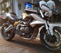 大排量进口摩托车